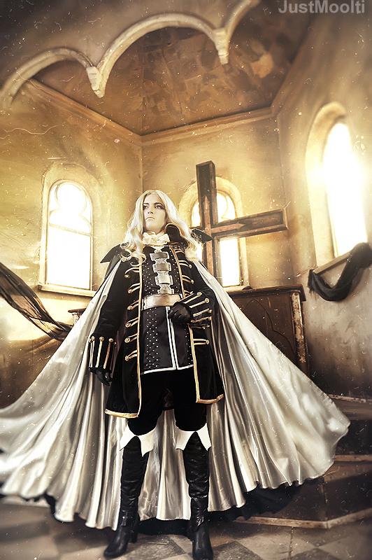 Alucard by Faeryx13