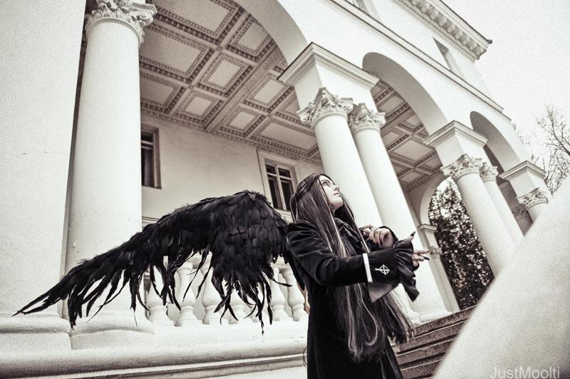 Angel by Faeryx13