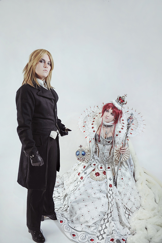 Trinity Blood - My Queen by Faeryx13