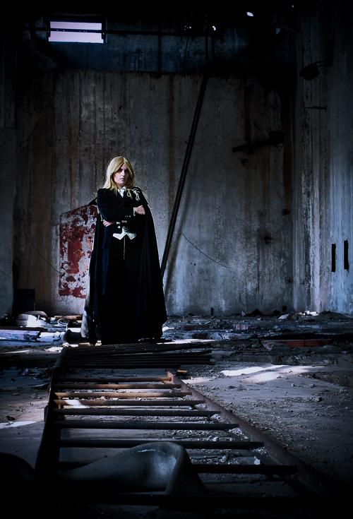 Trinity Blood_Virgil Walsh by Faeryx13