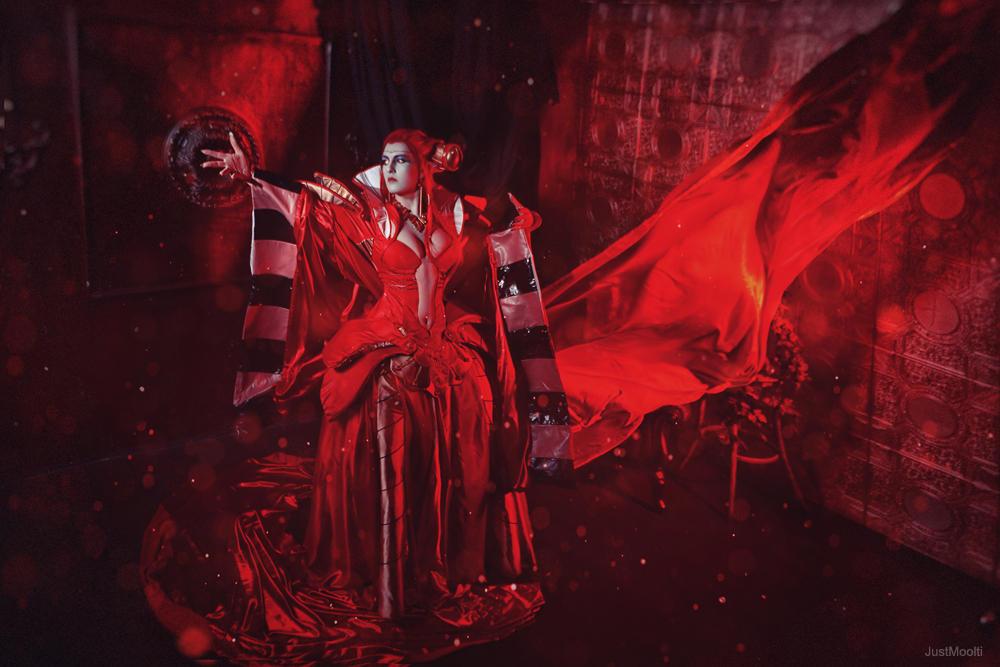 Vampire Hunter D_Carmilla