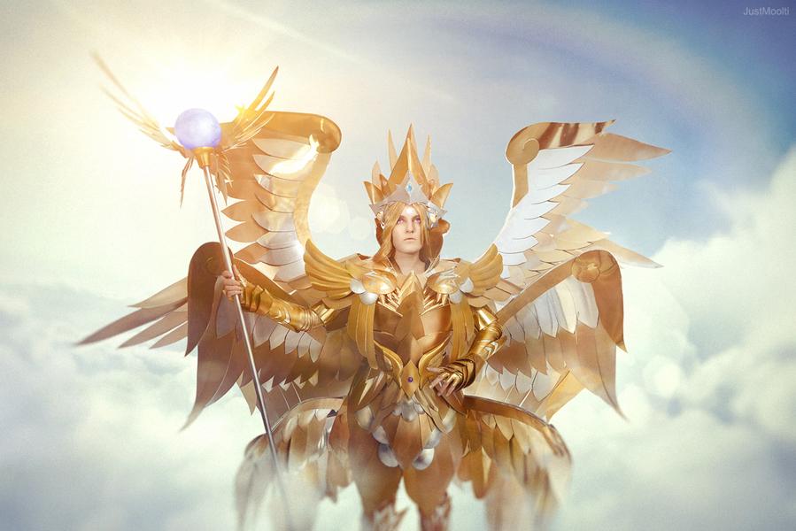 Zeus - Sacred Saga by Faeryx13