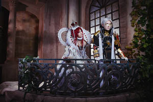 Trinity Blood - Balcony