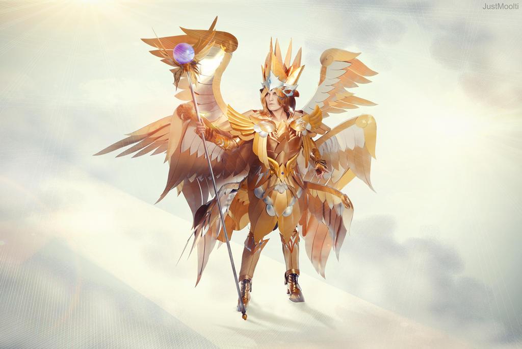 Zeus - Saint Seiya by Faeryx13