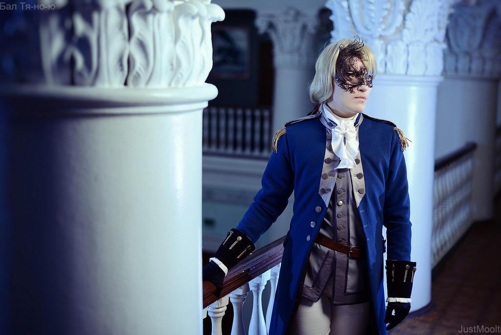 Le Chevalier D'Eon by Faeryx13
