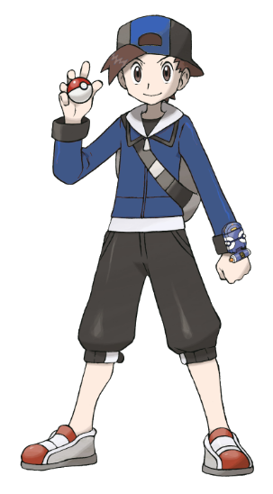 Jornada de Fubuki e Deiron Pokemon_Trainer_Blake_by_bws2cool