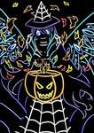 Halloween Lights by ShiaSeki-Suishou