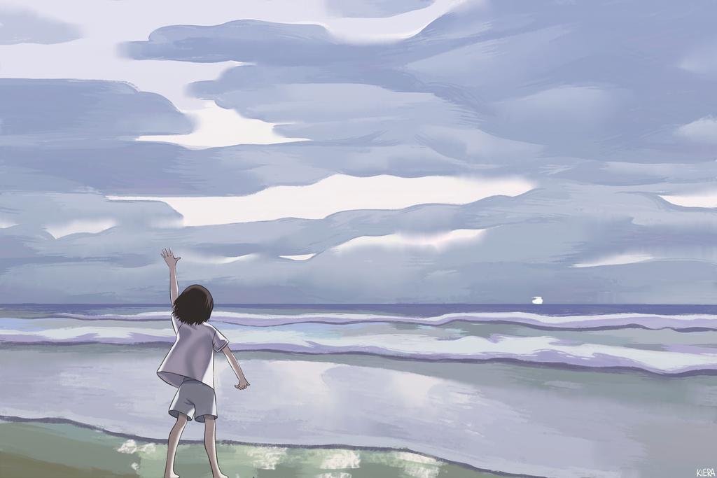 ocean pt 1 by kirakiera
