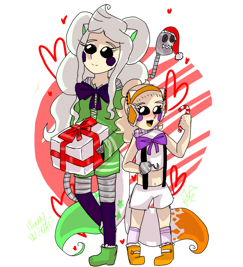 It's That Time Of Year Again! (Tangbit) By FannyWFNAF On