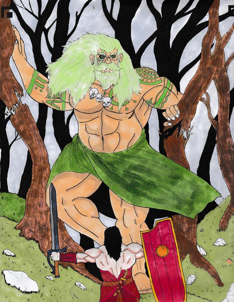 The Giant`s Forest by B-RizzleXXXX