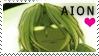 CC Stamp Collection: Aion by sewreel