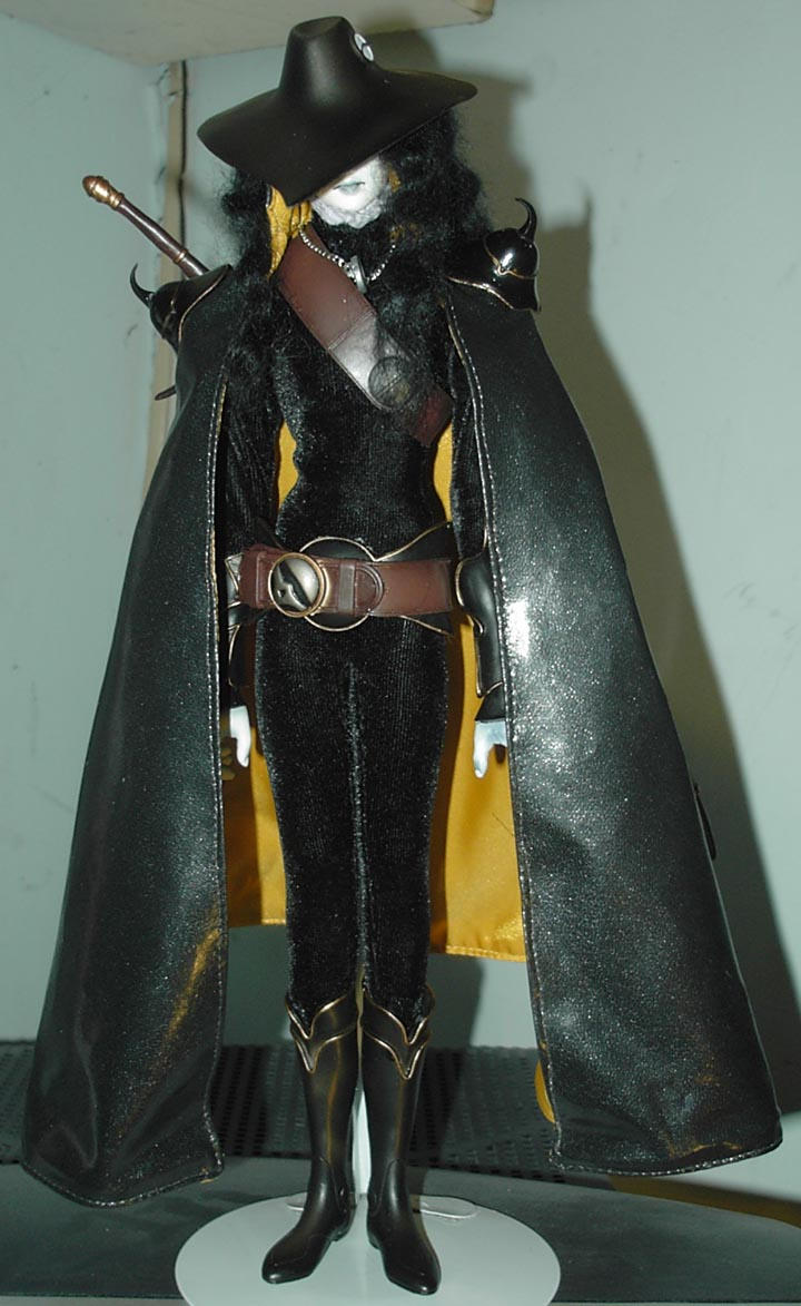 Vampire Hunter D Customized by AtomicBunny