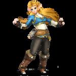 Zelda SSBU - BotW Outfits (Old)