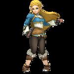 Zelda SSBU - Breath of the Wild (V3.5)