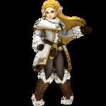 Zelda SSBU - Breath of the Wild (Winter) by Hakirya