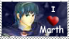 Marth Stamp by Twilight-Sheik