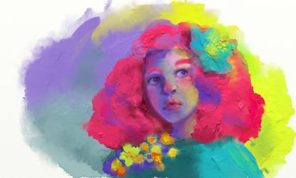 Effie Trinket by AdventureIsOutThere