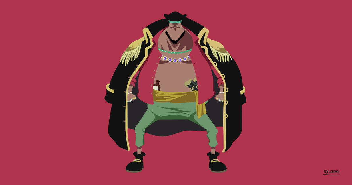 Blackbeard one piece minimalist wallpaper by for Minimalist art pieces