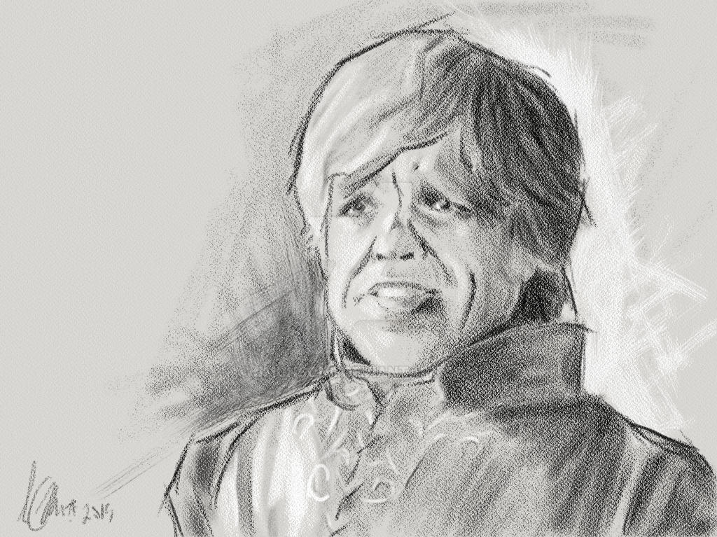 Tyrion Lannister by JMunsonII