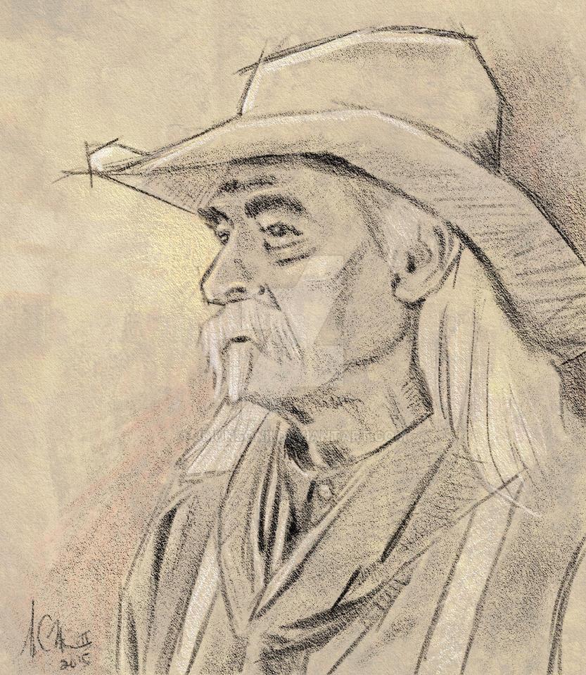 Cowboy #2 by JMunsonII