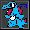 Totodile Stamp by DoNotReadThis1