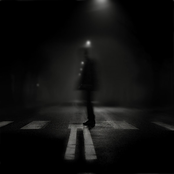 Stranger in the Night by makowina