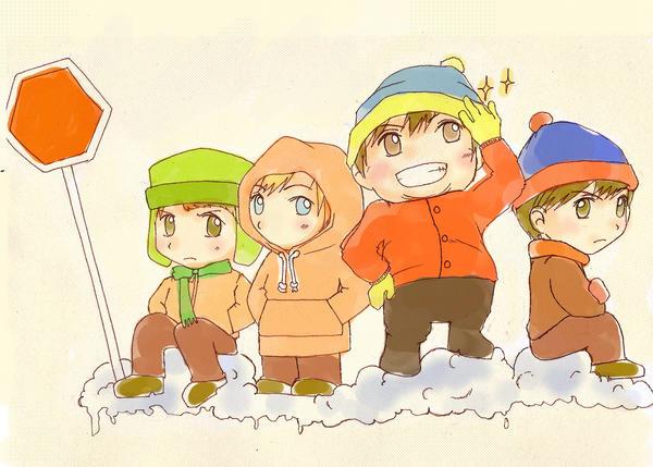 I :heart: South Park by duofan