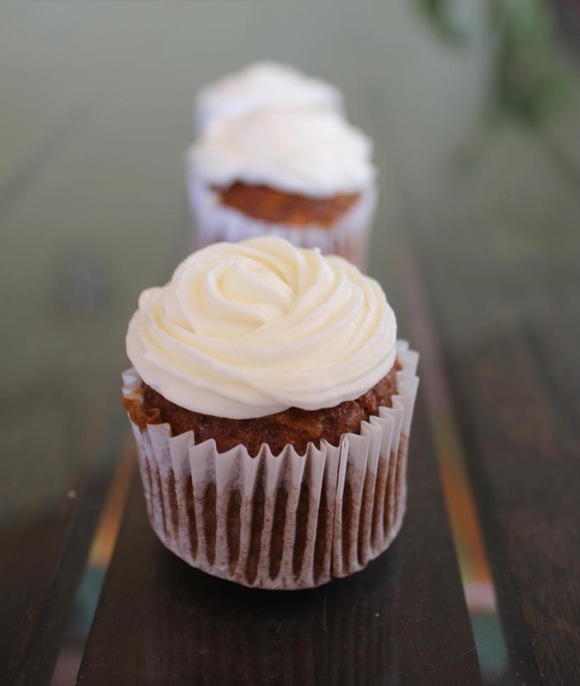 Cupcake by BellatrixLovegood