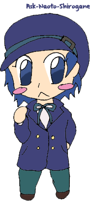 Ask-Naoto-Shirogane's Profile Picture
