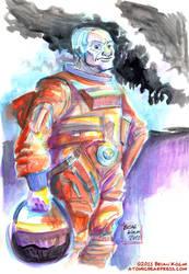 Captain John of space