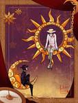 Sun and Moon by Yumikito