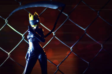 Celty Sturluson from Durarara!! by ChibiGemz