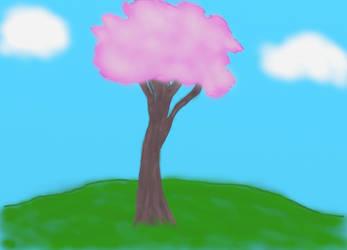 Sakura Hill by ColinatorGX
