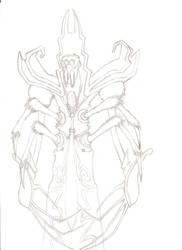 Nerubian Vizier by ColinatorGX