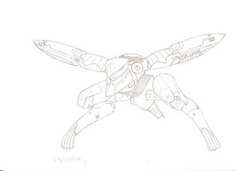 Metal Gear RAY by ColinatorGX