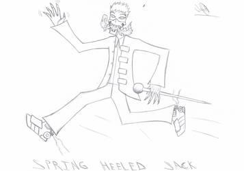 SHJ - The Prankster Gentleman by ColinatorGX