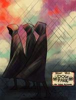 What Dog Park by CinnamoonAkia