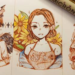 [R] Sunflower by Cyatus