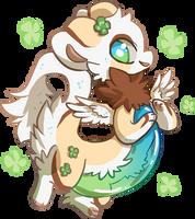 226 Terradragon - Lucky Rabbit CUSTOM by QviCreations