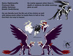 Nightmare the Abyssal Dutch Angel Dragon