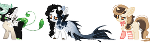 mystery pony adopts - CLOSED by Pepsi-Dreaming