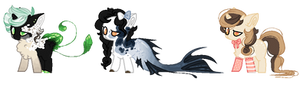 mystery pony adopts - CLOSED