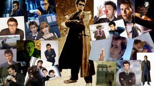 Tenth Doctor Wallpaper