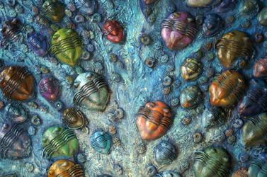 Trilobite by umedama