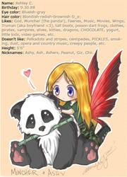 Muncher + Ashley