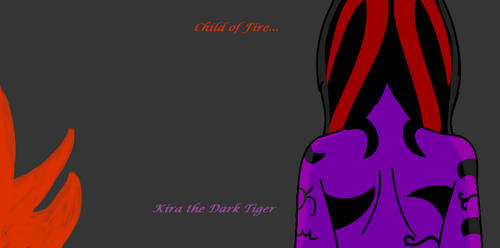 Kira the Child of Fire