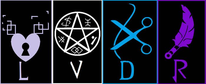 LVDR Symbols