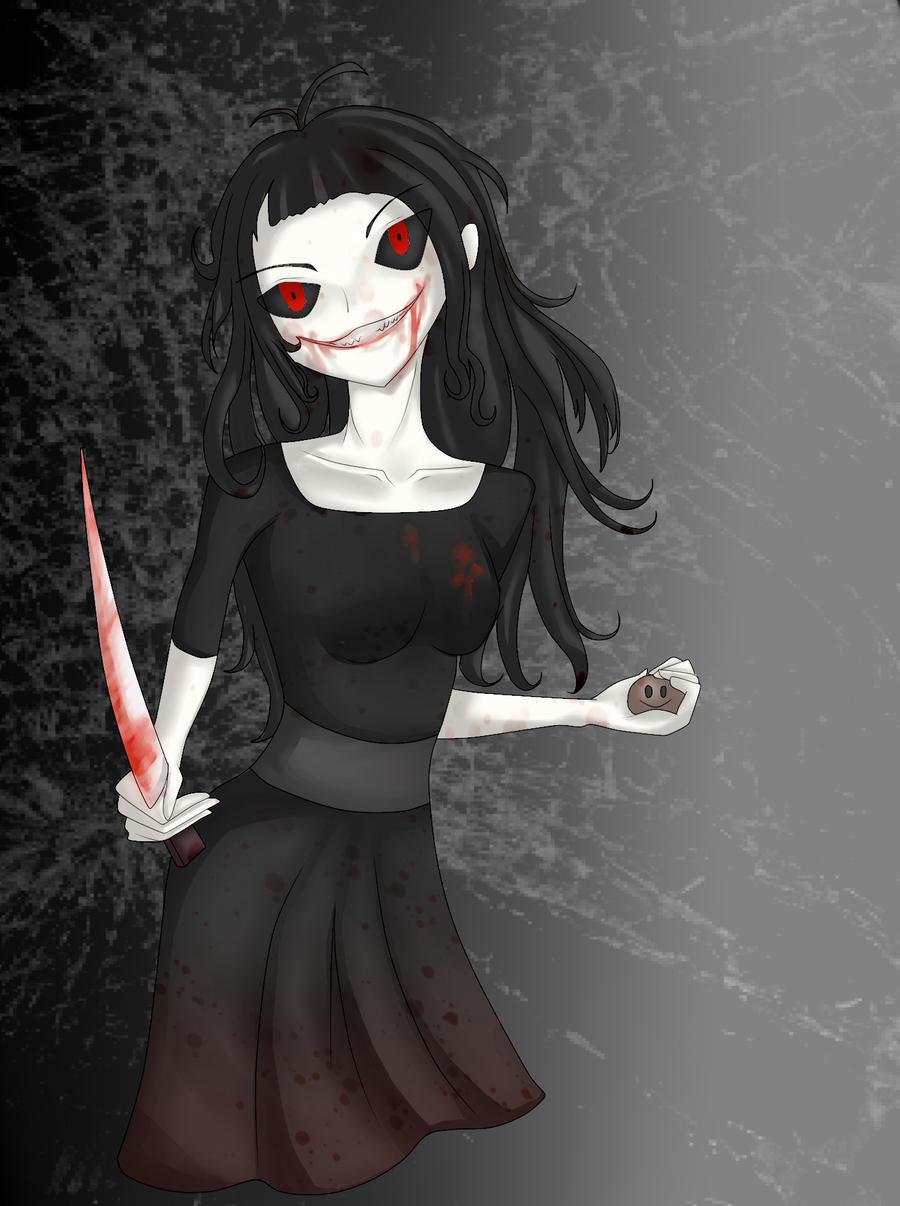 Jane the killer by liliumfloris on deviantart - Jane the killer anime ...