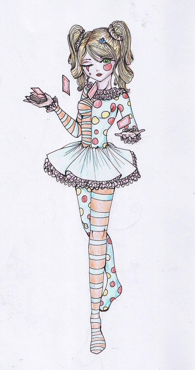 Creepypasta OC ~ Ringleader by LiliumFloris on DeviantArt