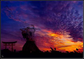 Samurai by jrlago